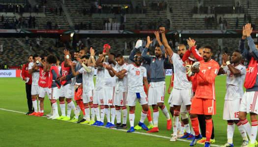 Asian Cup : Les Emirats se rebiffent