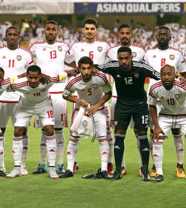 Les Émirats arabes unis, le trophée ou rien d'autre (photo afc.com)