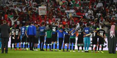 Les Emirats arabes unis en quart dans la douleur (photo afc.com)