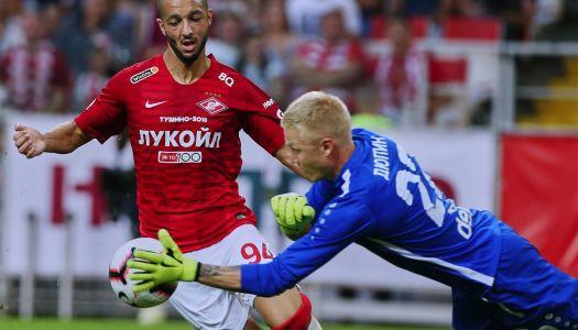 Spartak Moscou: Sofiane Hanni vers la MLS ?