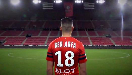Rennes:Ben Arfa en «Breton»désabusé ?