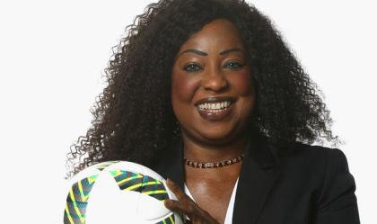 Fatma Samoura, SG de la FIFA