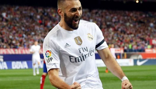 Weekend Story (99):  Benzema porte le Real Madrid