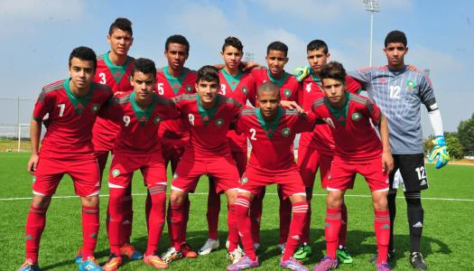 Maroc U17 : Antalya pour préparer la CAN