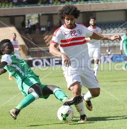 Gor Maria -Zamalek, 4-2