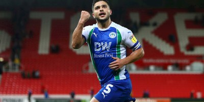 Sam Morsy ( photo wiganac.com)