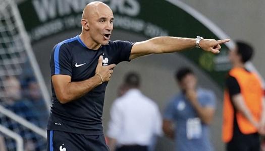Algérie :  Ludovic Batelli à la tête des U23