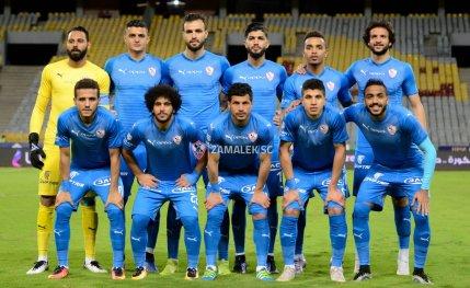 Le Zamalek à la peine : deux points en trois matches  (photo zamalek.com)