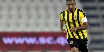 Samuel Eto'o, Qatar SC