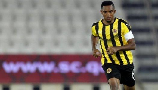 Qatar SC :  Samuel Eto'o compte prolonger