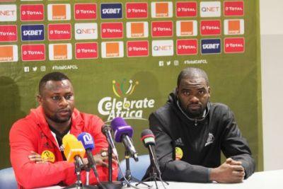 Pamphile Miyaho, sans être inquiet, le coach congolais reste prudent