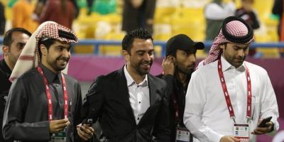 Xavi Hernandez s'est fai à vie au Qatar