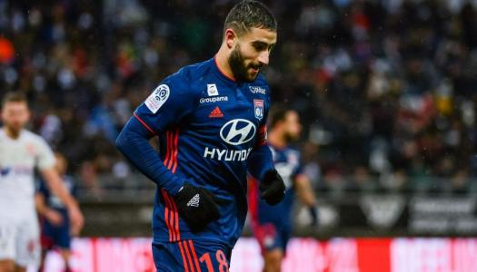 Lyon-Paris SG: Fekir attentif et concentré