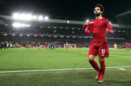 Mohamed Salah, son joueur préféré