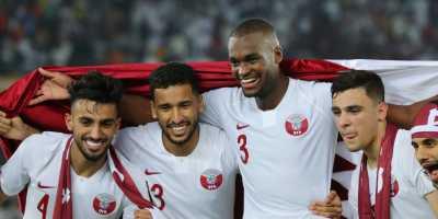 Le Qatar gagne 38 places (photo Fifa.com )