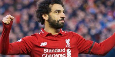 Mohamed  Salah (photo Liverpool.com )