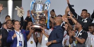 Oman : Victoire en finale face à Singapour