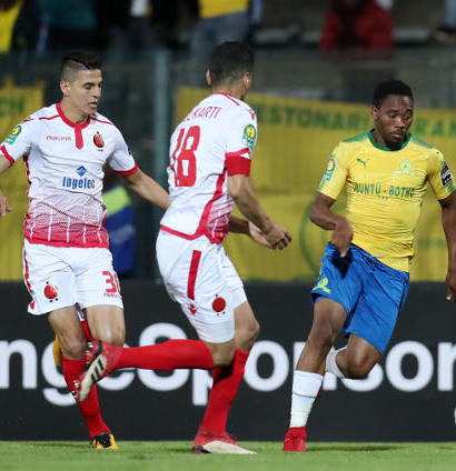 Le WAC Passe en quart en battant Mamelodi Sundowns (photo cafonline)