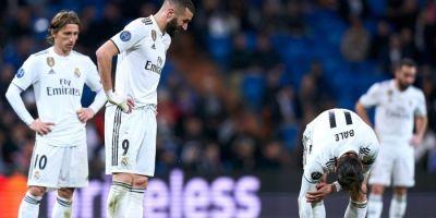 Real Madrid: Le triple champion d'Europe sort par la petite porte