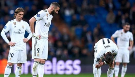 Real Madrid:  Zidane avait «prévu» la chute
