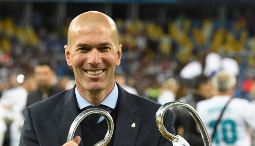 Real Madrid : Zidane comme à la maison