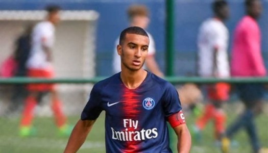 Pharaons U23  : Omar Yaisien (PSG) retenu