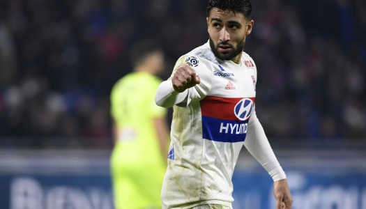 Weekend Story (103):  Fekir a retrouvé la flamme