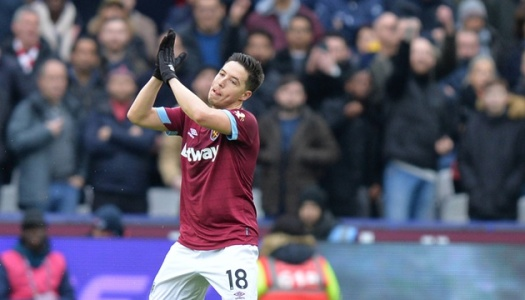 West Ham:Samir Nasri prendra son temps