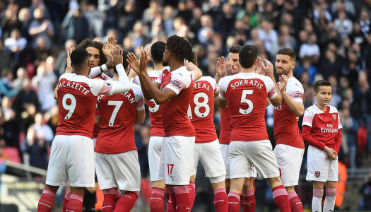 Dubaï :  match de gala Al Nasr – Arsenal