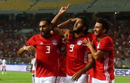 Egypte ; vainqueur 6-0 à l'aller, les Phrarons ont été accrochés  par le Niger (1-1) à Niamey