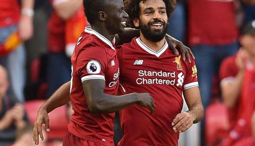 Liverpool: Mané n'est pas le rival de Salah