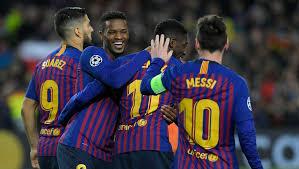 LDC Europe :  Barça – MU, le choc des quarts