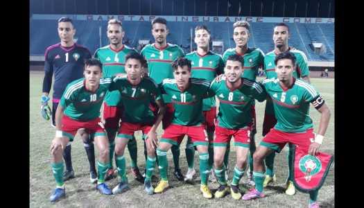 Maroc U23 : Wotte confiant face au RD Congo