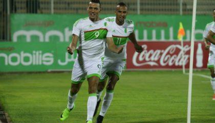 Oussama Darfalou : C'est avec une B que l' Algérie a affronté la Gambie  (photo faf.dz)