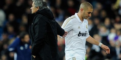 Mourinho - Benzema en 2011