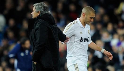 Real:  Mourinho apprécie le nouveau Benzema