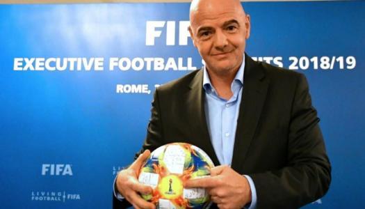 Mondial 2022 ( à 48) : la nouvelle cartouche d'Infantino