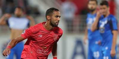 Mehdi Benatia, premier match et premier but avec Al Dubai en Ligue des champions (photo afc.com)