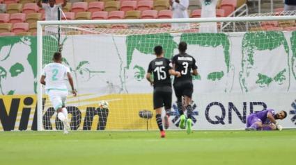 Al Sadd dominé par Al Ahli Jeddah ( photo afc.com )