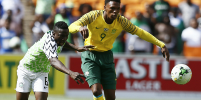 Leno Mothiban Bafana Bafana