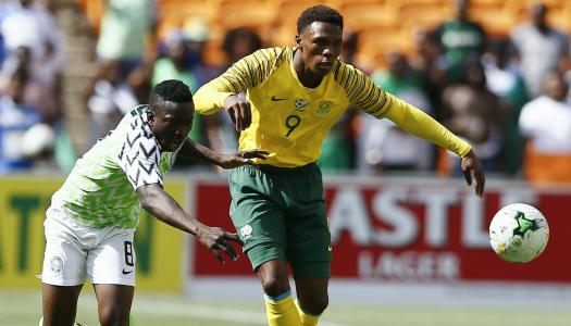 Bafana Bafana : Les 24  de Baxter contre la Libye