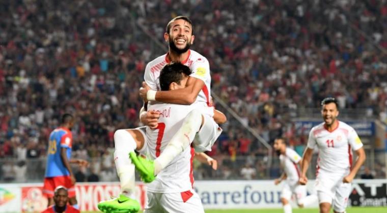 La Tunisie a été la seule équipe nord-africaine victorieuse ce weekend.