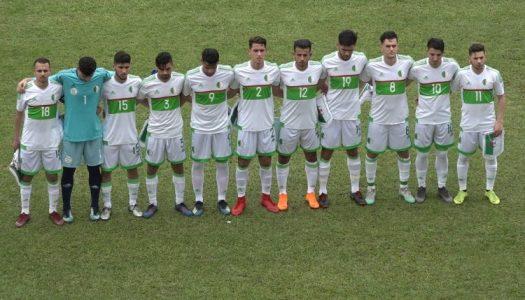 Algérie U23 :Batelli prépare le duel face au Ghana