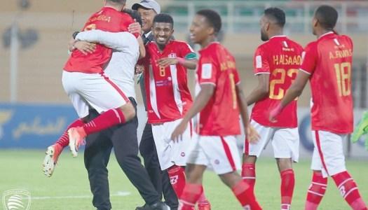 Oman : Dhofar champion avant l'heure