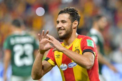 """Youcef Belaîli buteur face au TPM (1-0)  à l""""aller"""