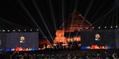 CAN 2019: cérémonie du tirage au sort au Caire  (photo cafonline.com )