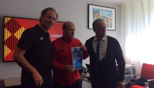 Entraîneurs : Ouldali lauréat du diplôme  UEFA Pro