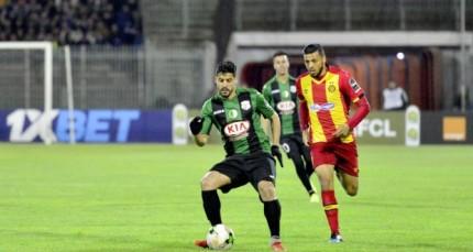 CS Constantine - ES Tunis (2-3)