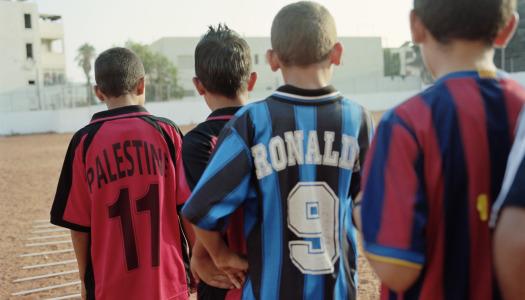 Foot arabe (Expo IMA): «La Révolution par le Ballon rond»