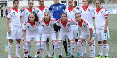Maroc Dames ( photo frmf.ma)